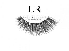 Lash Republic beautiful lashes were my wedding outfit staple