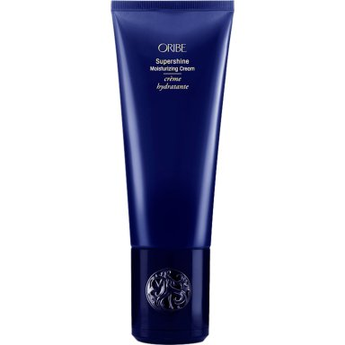 Oribe Supershine Moisturizing Cream hydrated my locks after all the salt lashings of the ocean