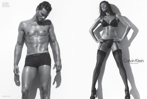 Calvin Klein Underwear Fall 2009 Ad Campaign