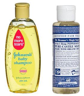 Shampoo copy